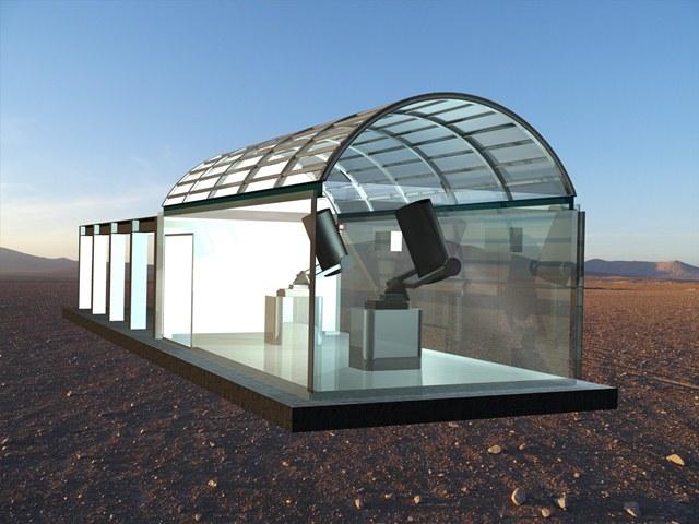 El primer observatorio astronómico estatal en el norte del país está a punto de hacerse realidad
