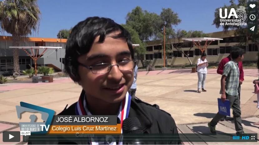 VIDEO: Olimpiadas de Química