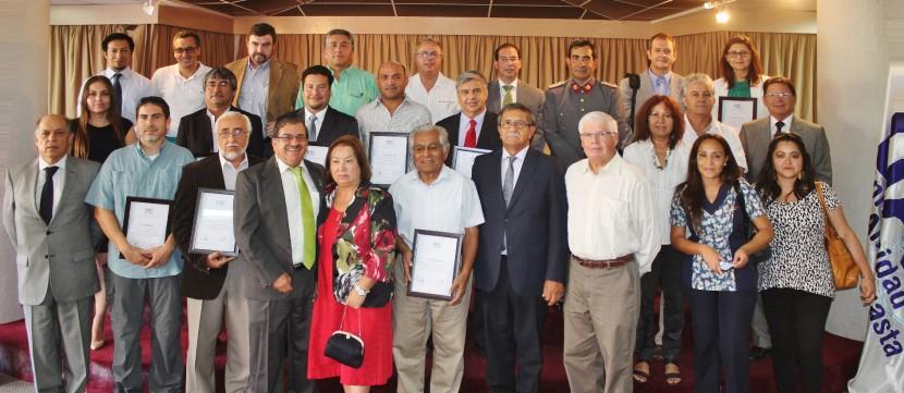Semana en Imágenes: Ceremonia Cierre Operativos Médicos UA