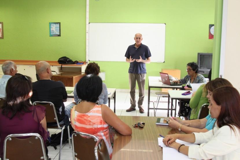 Seminario taller de evaluación de competencias en educación