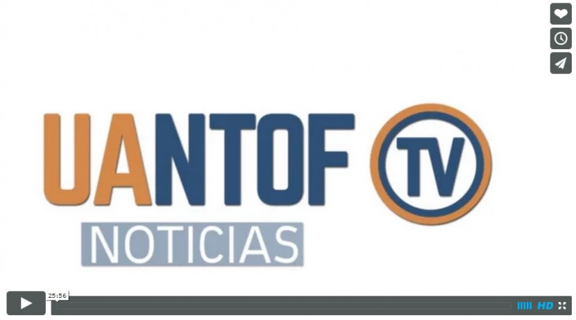 UATV: Noticiario UANTOF TV Cap 03