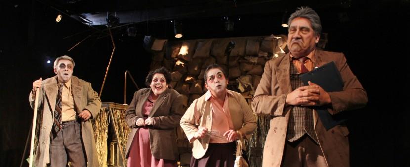 Semana en Imágenes: Compañía de Teatro UA y La Quebrada de los Sueños