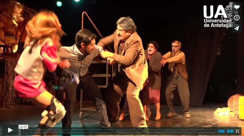 """UATV: """"La quebrada de los sueños"""" el nuevo estreno de la Compañía de Teatro UA"""