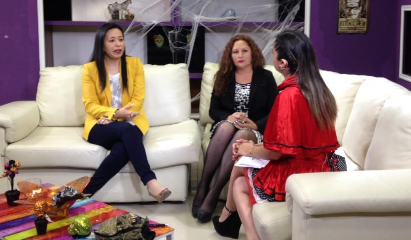 Centro de Egresados UA participa en Matinal de Antofagasta TV
