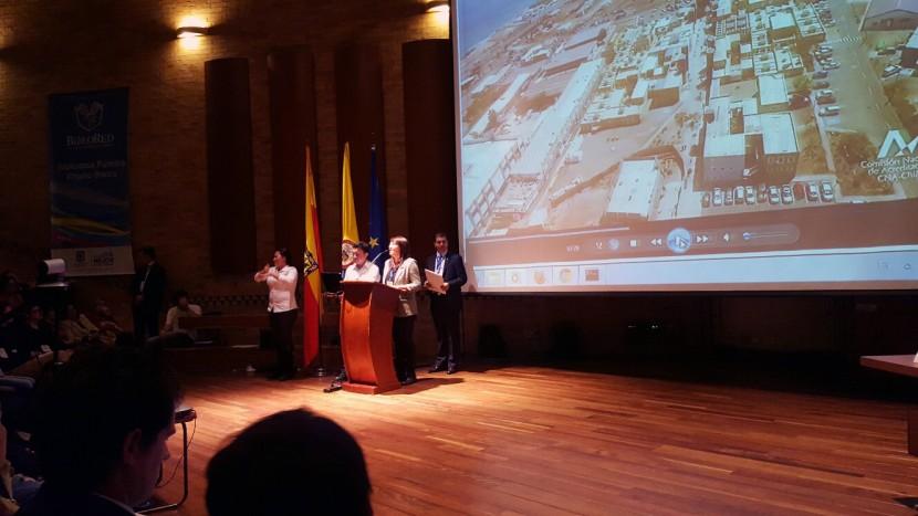 Lanzamiento Proyecto ACACIA Bogotá 2016