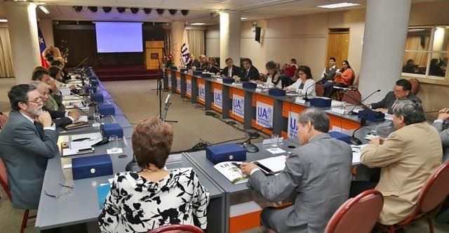 Rectores del ZICOSUR se reúnen en Antofagasta