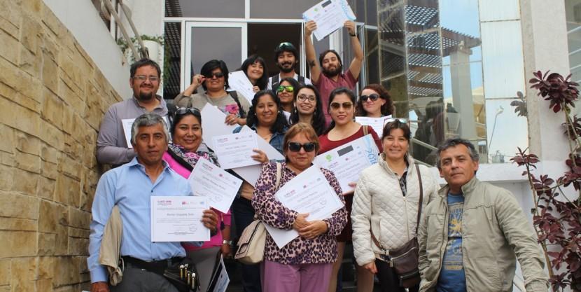 Culmina exitoso encuentro de profesores de la región CAICE 2016
