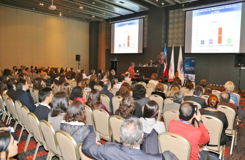 La Diabetes reunió a 250 expertos en Antofagasta