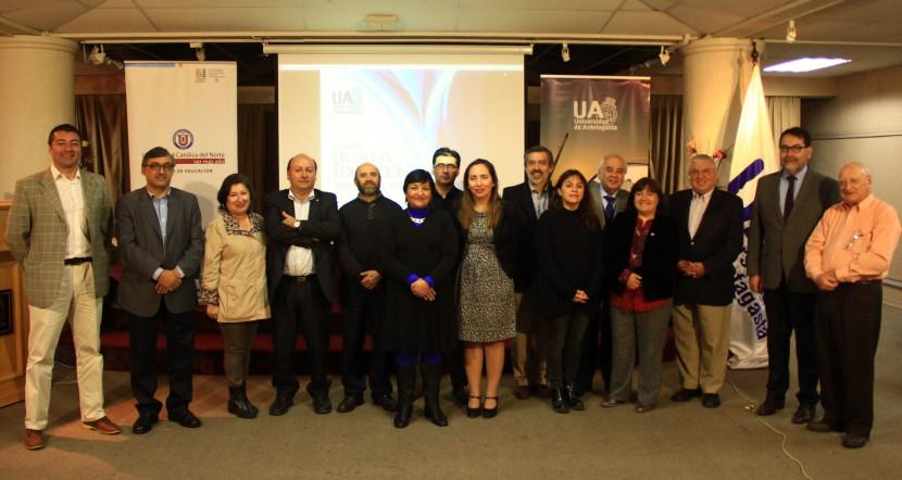 Decanos de Educación se reunieron en Antofagasta.