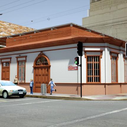 Así lucirá nuevo Teatro Pedro de la Barra