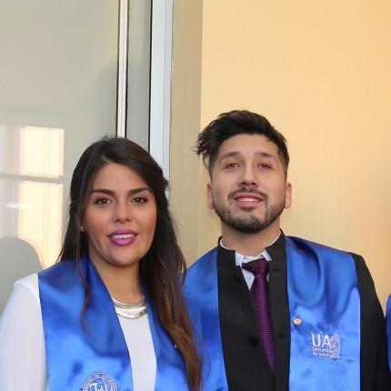 Titulación Facultad de Ciencias del Mar y Recursos Biológicos 2016