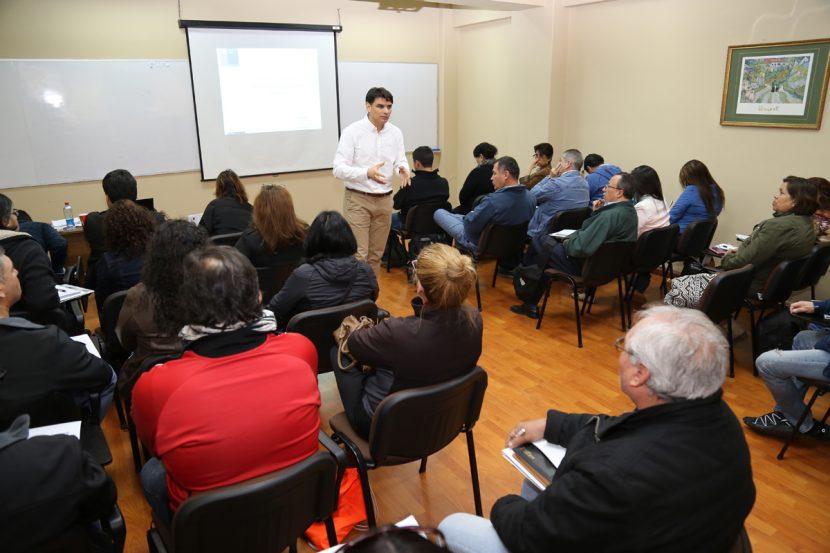 Facultad de Ciencias Jurídicas UA y Dirección del Trabajo lanzaron II Escuela Sindical