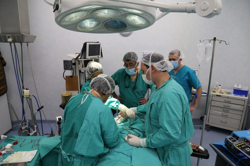 Operativo Médico en Hospital Militar benefició a 26 pacientes