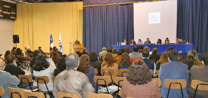 Institucionalidad fue tema central de 2ª Jornada de Reflexión