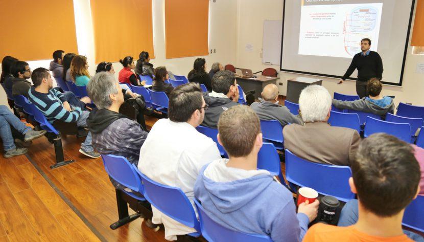 Continúan las conferencias Tópicos Selectos en Biología y Biomedicina