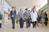157 millones para estudio pre inversional del Hospital Clínico UA