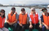 Profesionales UA realizaron gira por Japón