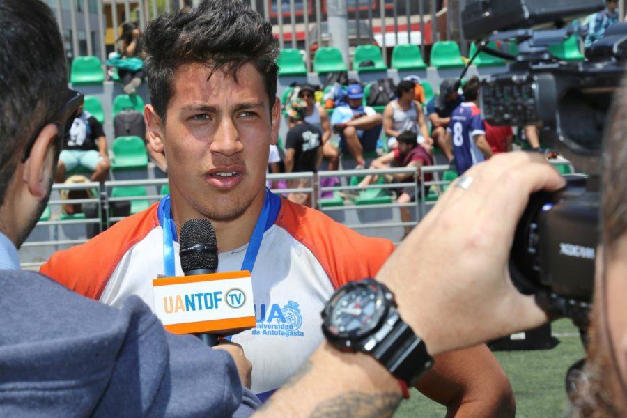 Jorge Castillo: El actual referente del rugby antofagastino