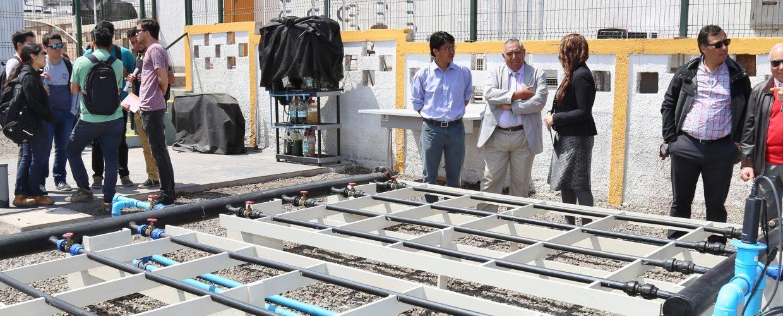 Innovador proyecto busca mitigar el biofouling de tuberías utilizadas para el transporte de agua de mar