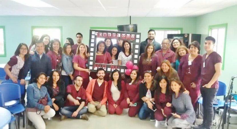 Académicos y estudiantes celebraron día del Tecnólogo médico