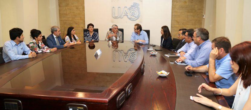 Carreras Técnicas UA formará a 28 trabajadores del Hospital Regional