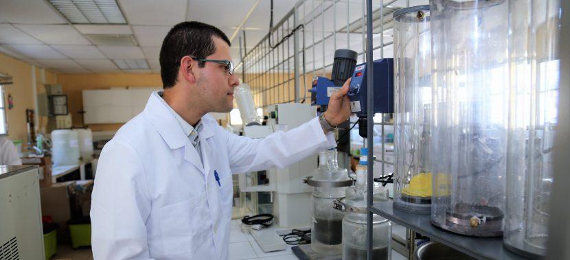Joven científico Javier Ordoñez se integra a CICITEM