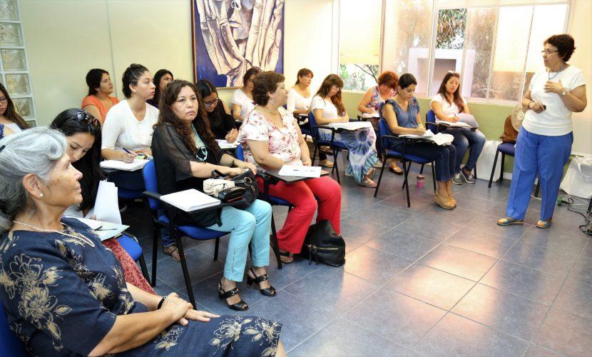 15 educadores dan inicio al Magíster en Educación Inicial