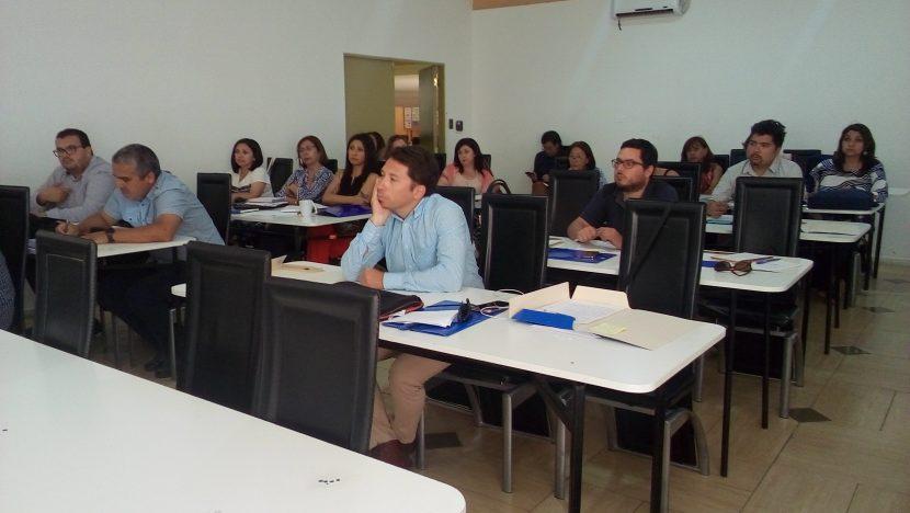 """Observatorio Regional de Educación para la Innovación de la UA participó en el """"Encuentro de Colaboración Inter Institucional"""""""