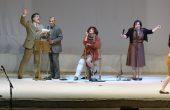 Teatro UA en la inauguración de Zicosur 2017