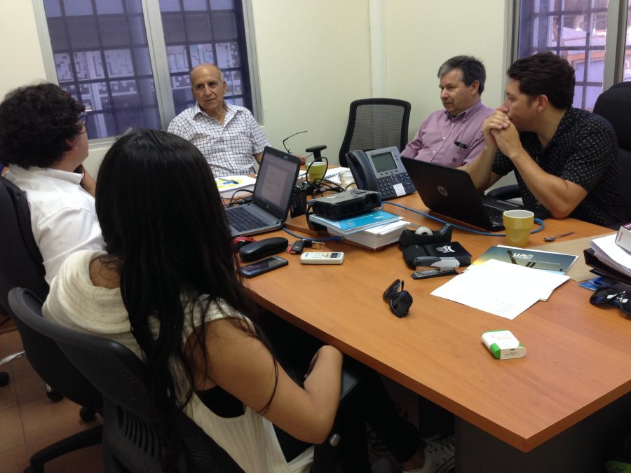 Observatorio Regional de Educación para la Innovación de la UA y EPJA se reunieron para comenzar el trabajo de este año