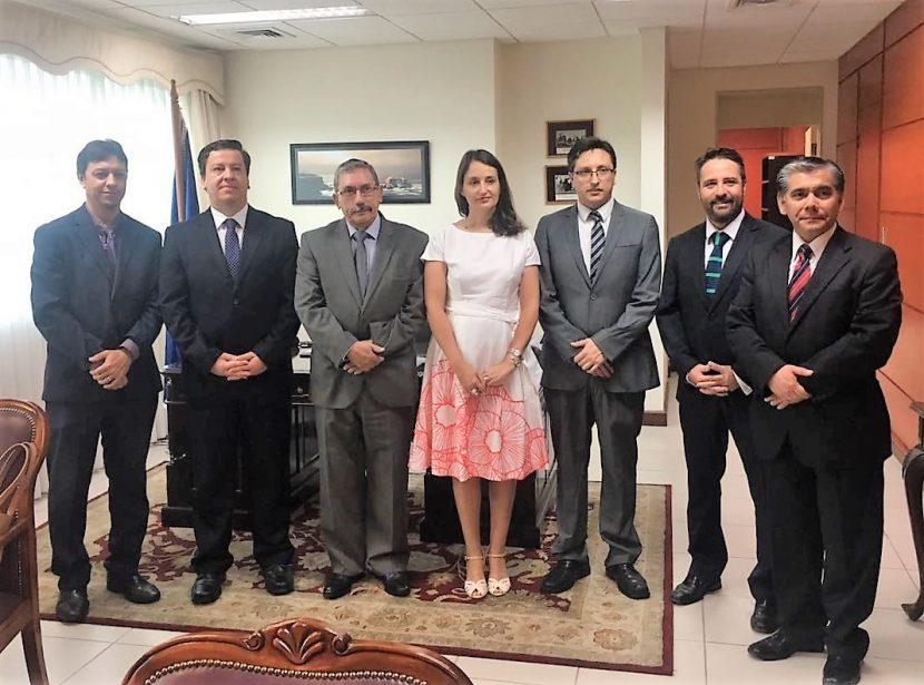 Funcionarios UA asumen como abogados integrantes de la Corte de Apelaciones de Antofagasta