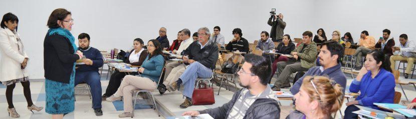UA formará a 40 profesionales para ejercer la docencia