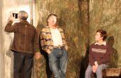 Teatro UA inicia mini temporada de la obra Por Sospecha.