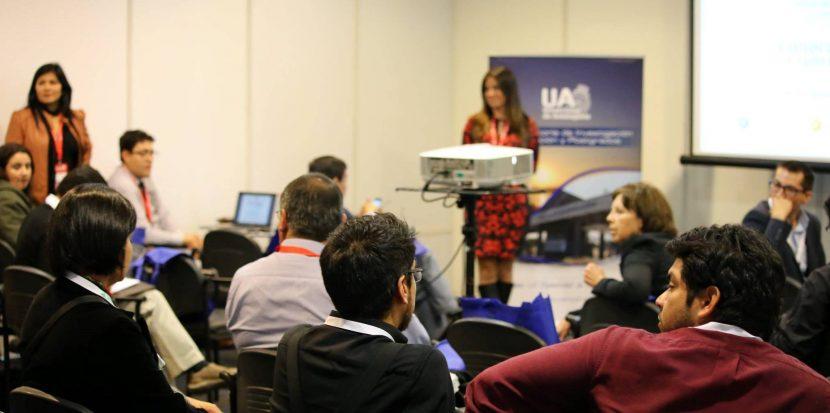 OTL-UA dictó charla sobre investigación y desarrollo en Exponor 2017