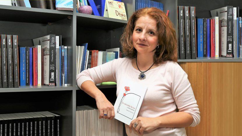 Periodista de la DVC lanzó su segundo libro de poemas