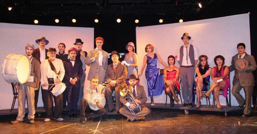 La música rinde tributo a la Compañía  de Teatro UA