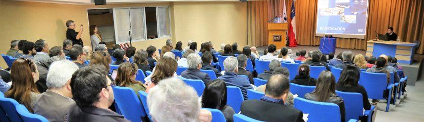Investigación UA presentó avances y desafíos