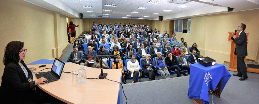 Dirección de Vinculación y Comunicaciones presentó modelo de gestión a públicos internos y externos