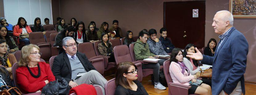 Subsede Cátedra UNESCO presentó Programa de Escritura Académica