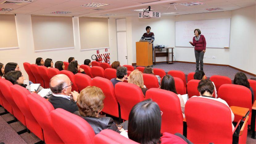 Sub-sede Cátedra Unesco UA realizó II Taller de Escritura Académica