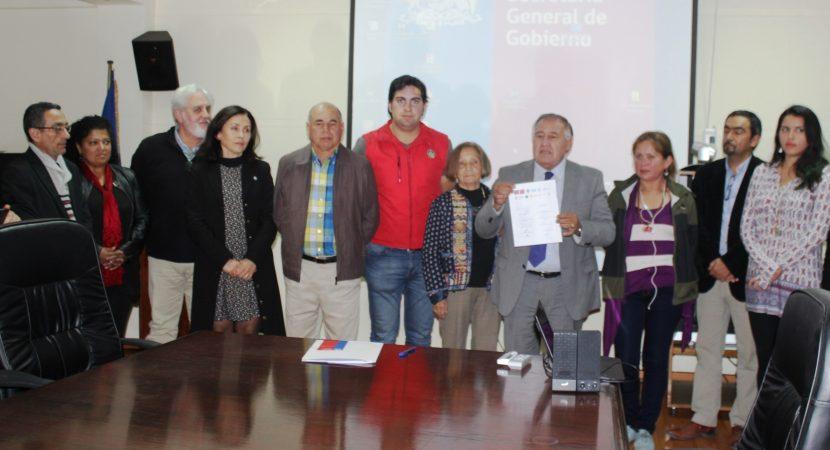 UA participa en Plan de Trabajo por la Interculturalidad