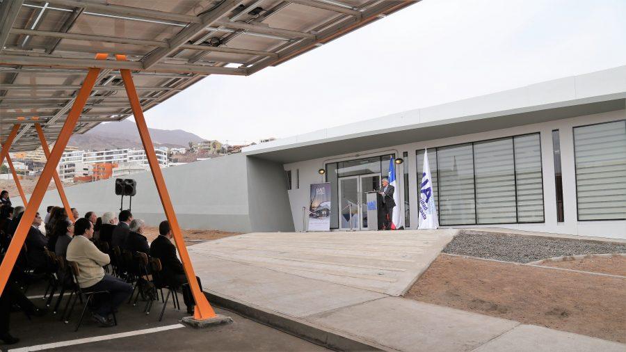 CDEA inaugura nuevos y modernos laboratorios para investigación solar
