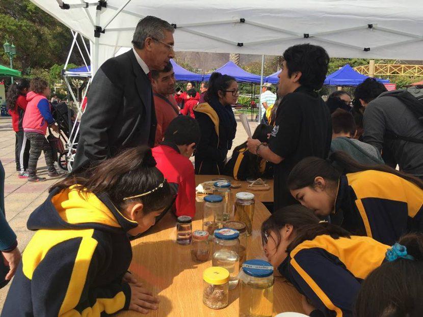 PAR Explora de CONICYT Antofagasta, participó en Feria de Medio Ambiente en Taltal