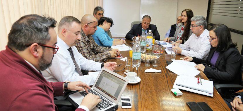 Directorio de CICITEM tuvo su primera reunión del año