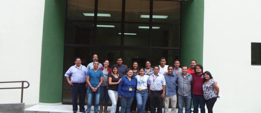 Investigadores UA dictaron curso en la Universidad del Salvador