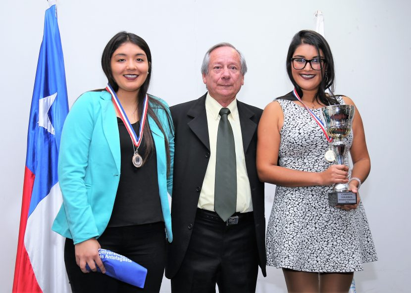 Los mejores del 2016 fueron reconocidos por Deportes UA