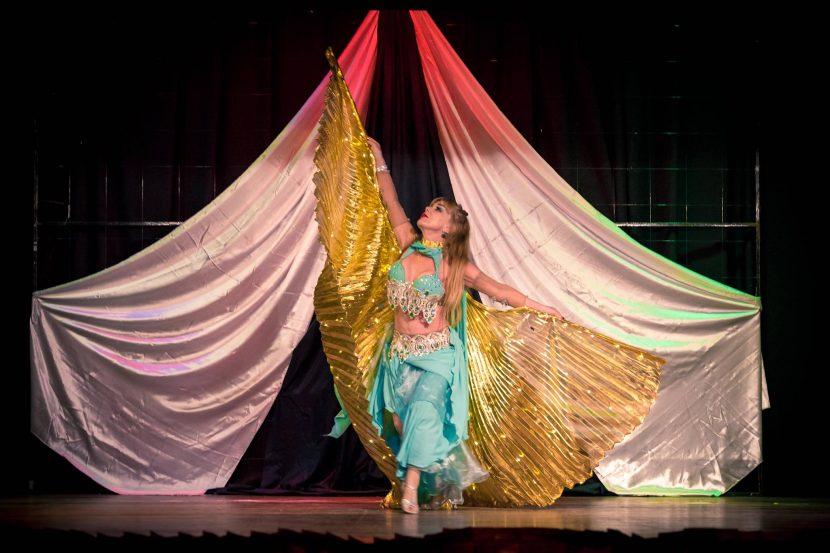 UA estará presente en importante festival internacional de danza oriental
