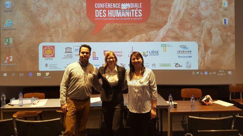 Presentaron avances del proyecto ACACIA en Bélgica
