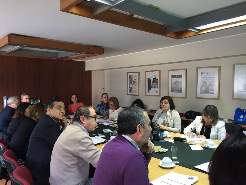 Comisión de Salud AUR entregó Informe Técnico a Minsal y Mineduc sobre campus clínicos