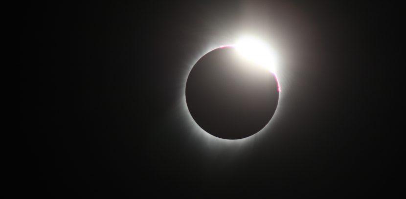 Astrónomo de la UA observó el eclipse solar 2017 en Estados Unidos